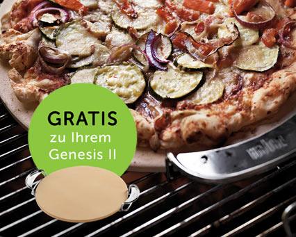Gratis Pizzastein