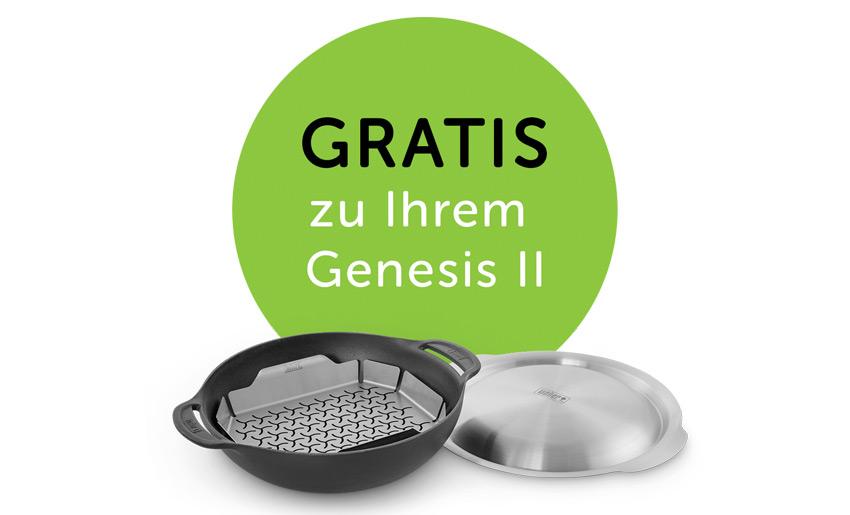 Weber Grill Wok Set gratis