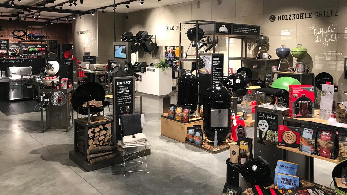 Weber Original Store 1