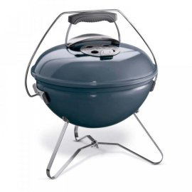 Weber Smokey Joe Premium, 37 cm, Slate Blue