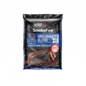 Weber SmokeFire Holzpellets Grillmaster Blend