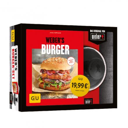 Webers Burger Set