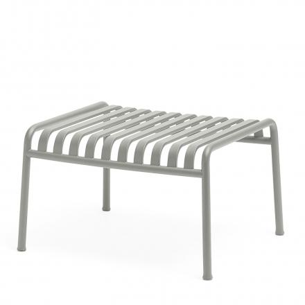 Fußbank / Beistelltisch Palissade Farbe sky grey