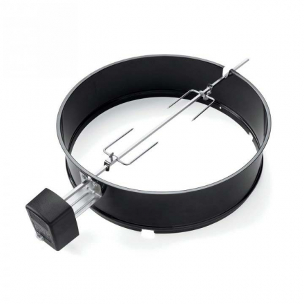 Weber Drehspieß für 57 cm BBQ Holzkohlegrill