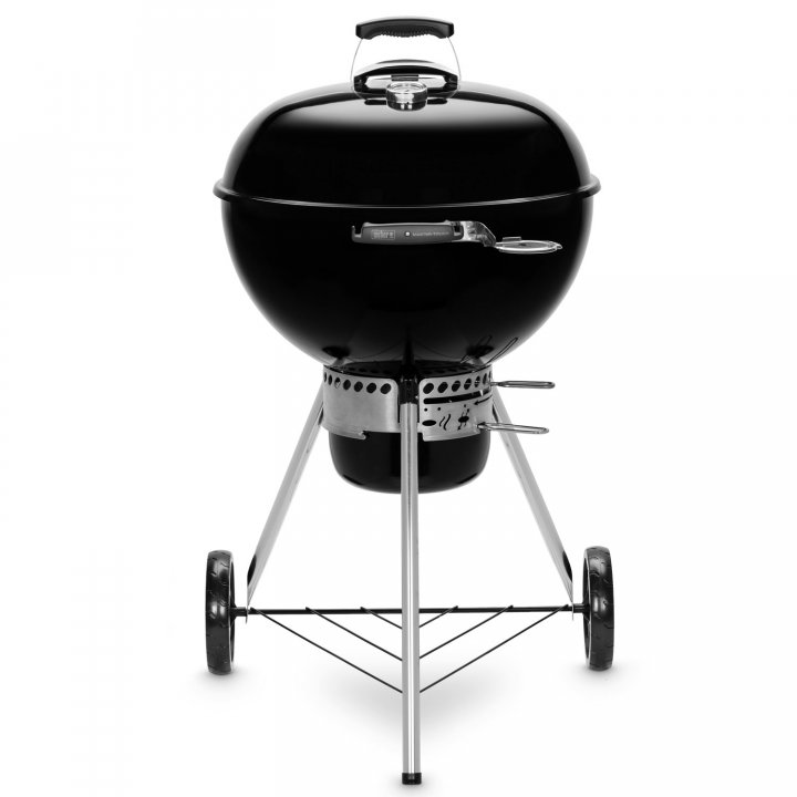 Weber Master Touch GBS E-5750, 57 cm, Black