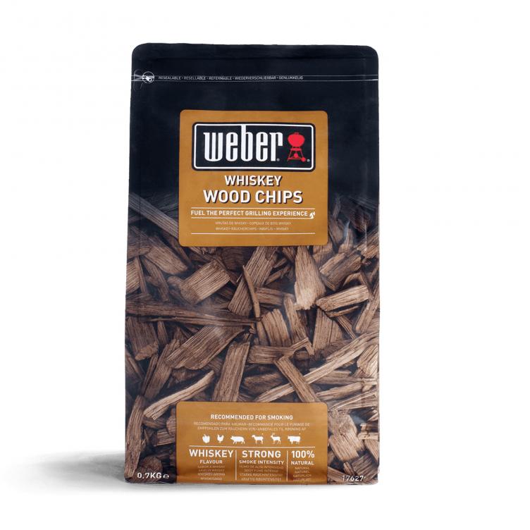 Weber Räucherchips Whiskey