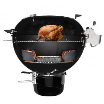 Weber Master Touch GBS Premium E-5770, 57 cm, Black