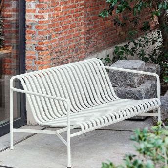 Sofa Lounge Palissade Farbe sky grey