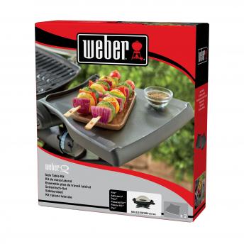 Weber Seitentisch Q 1000-Serie, 2er-Set