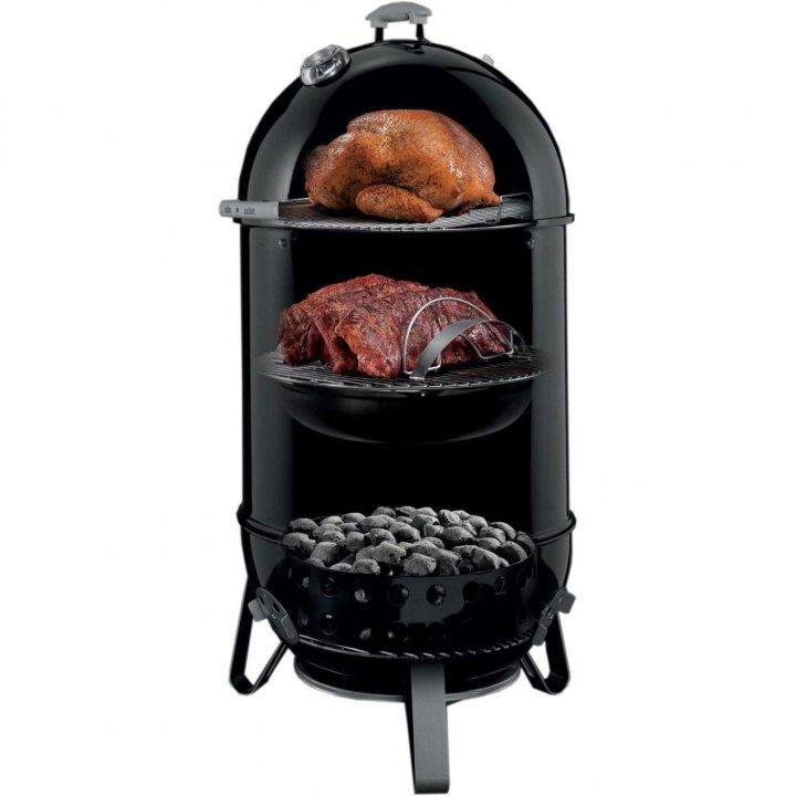 Weber Smokey Mountain Cooker 37 cm 2