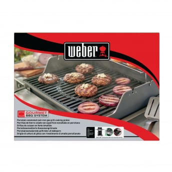 Weber Grillrost Spirit 200 Serie - Gourmet BBQ System, gusseisen