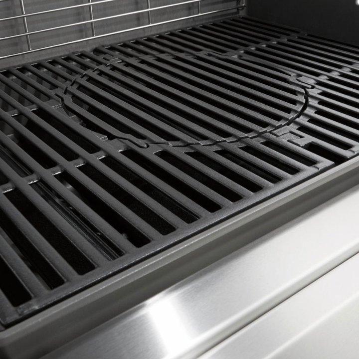 Weber Genesis II E-310 GBS, Smoke Grey 2019 3