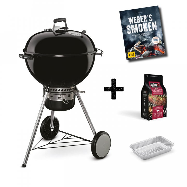 Weber Master-Touch GBS Special Edition Pro, 57 cm, Black 3