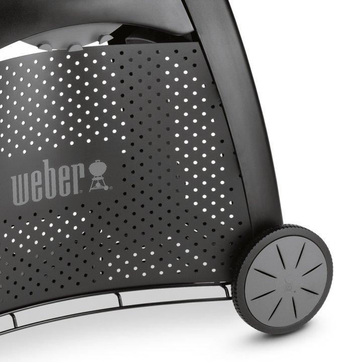 Weber Q 3200, Blackline + Weststyle Edition 3