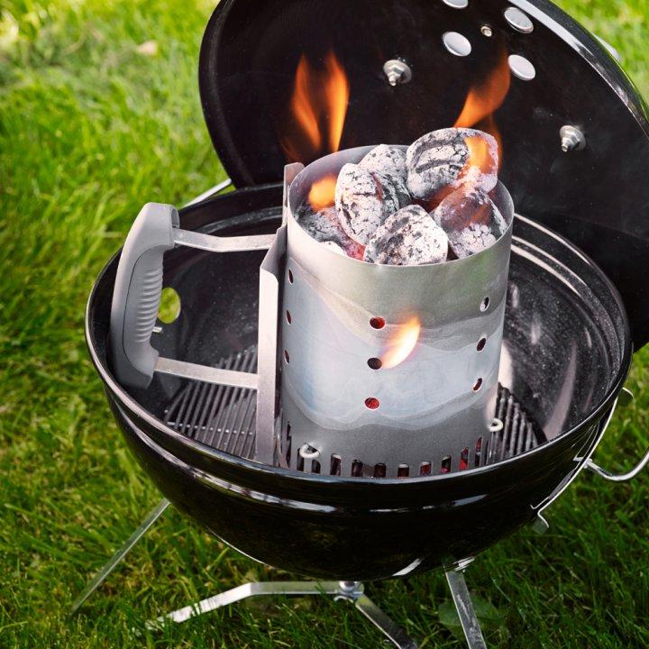 Weber Smokey Joe Premium, 37 cm, Slate Blue 3