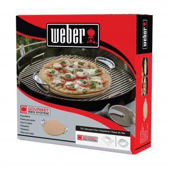 Weber Pizzastein - Gourmet BBQ System