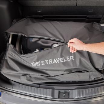 Weber TravelerKofferraumschutz 2021