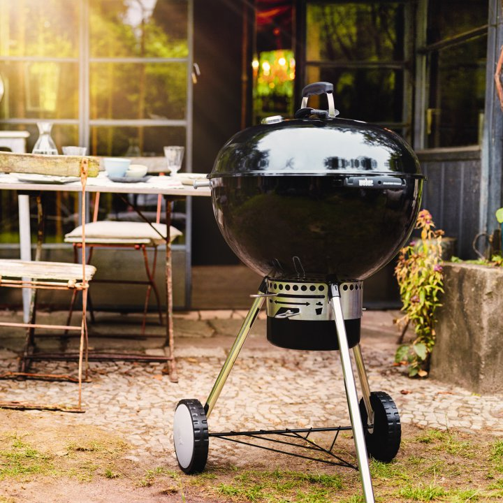 Weber Master-Touch GBS Special Edition Pro, 57 cm, Black 4