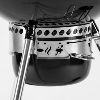 Weber Performer GBS, 57 cm, Black