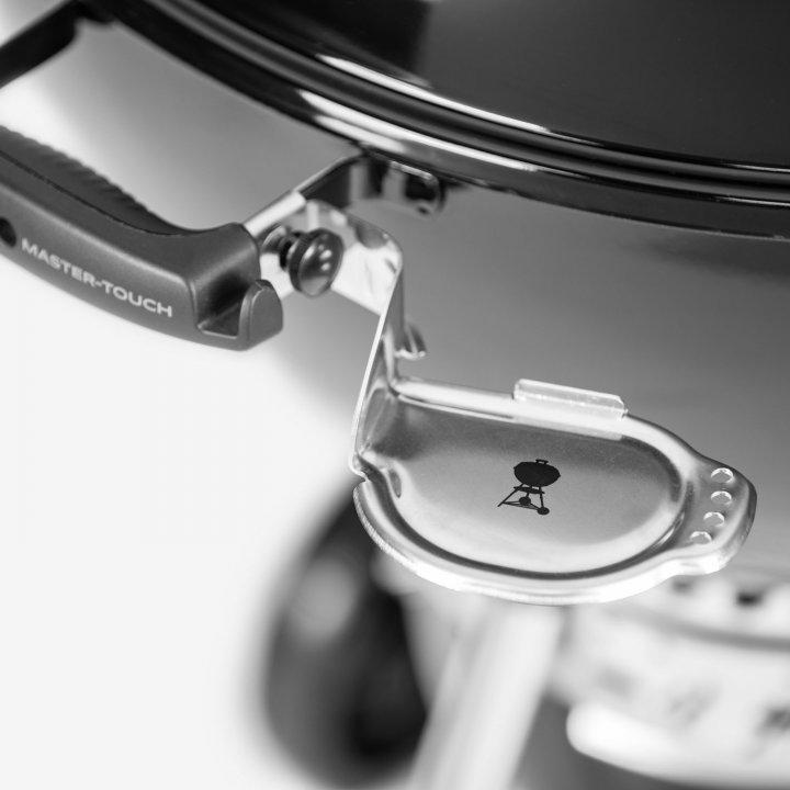 Weber Master Touch GBS Premium E-5770, 57 cm, Black 5