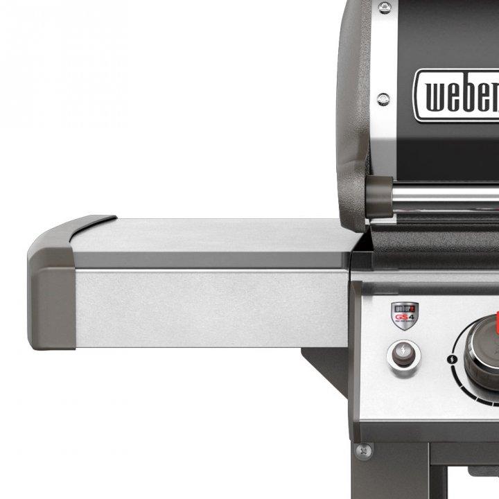 Weber Genesis II E-310 GBS, Black 2019 + gratis Abdeckhaube 5