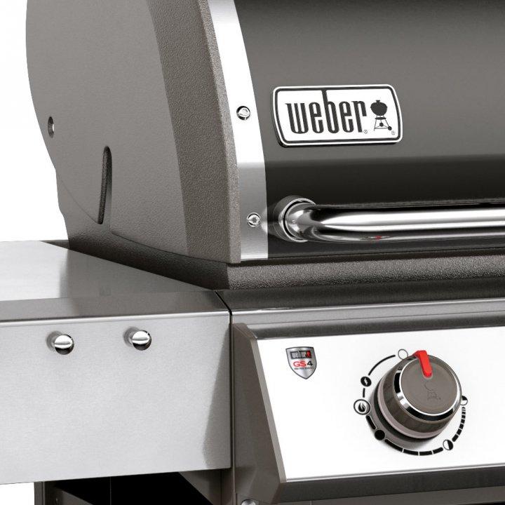 Weber Genesis II LX E-340 GBS, Black 6