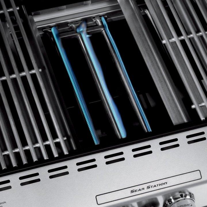 Weber Genesis II SP-435 GBS, Edelstahl 2019 + gratis Abdeckhaube 6